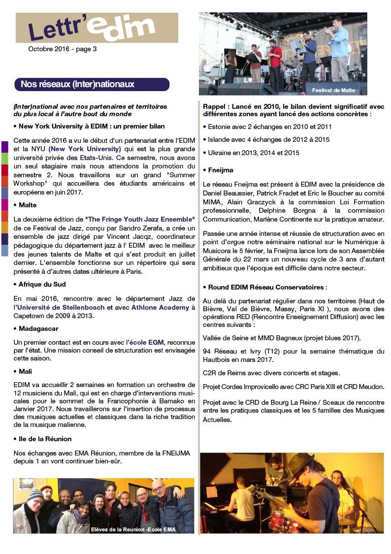 LettrEDIM Hors Serie Rentree 16 17 3